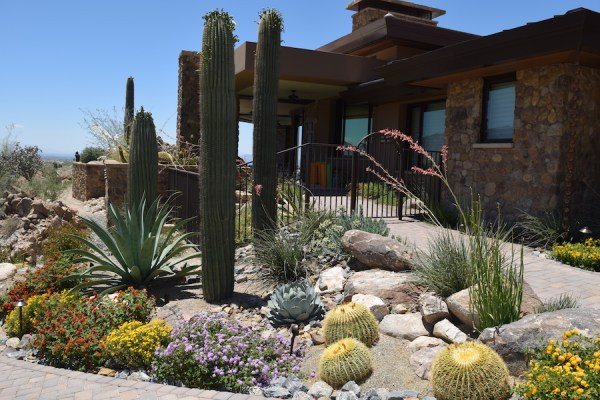 garden gate - landscape design