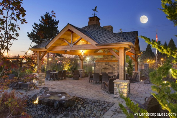 Fire Pit or Fireplace Tips from Portland Landscaping Experts  Portland Landscaping Company