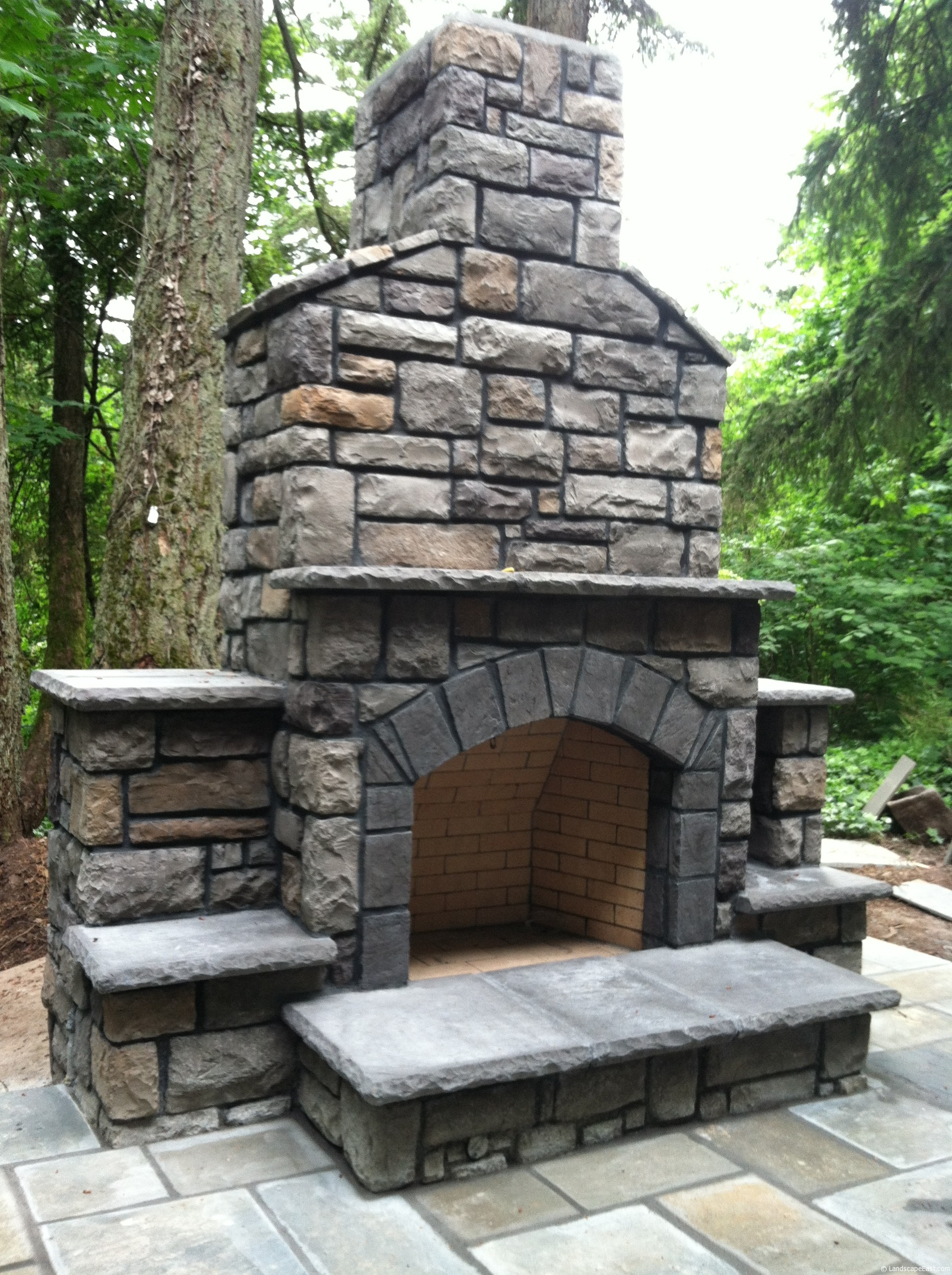 7 Outdoor Hearths Perfect for Portland Landscaping  Portland Landscaping Company
