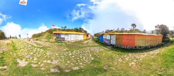 Perjalanan Mendokumentasikan View 360 Gunung Lawu