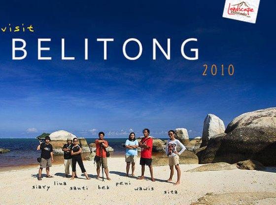 belitung 01 - Belitong, Surga buat pencinta pantai !!