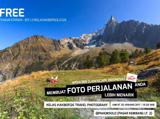 foto perjalanan - Share : #Akber126 Travel Photograhy