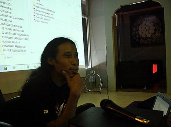 mahera 1 2 - Sharing penulisan jurnal perjalanan - NGI Regional Yogyakarta