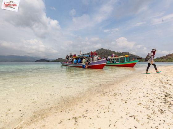 pesonaindonesia 11 - Lupakan waktu di Pulau Pahawang