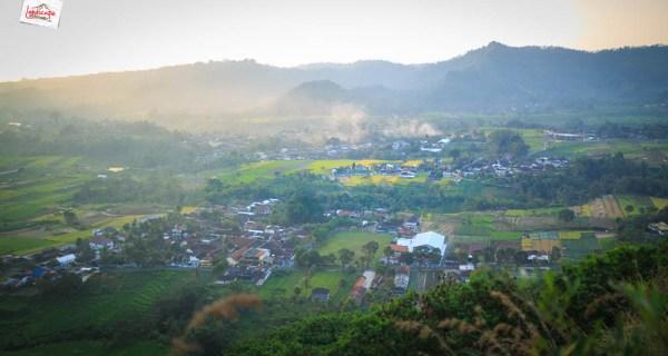 gunung gamping karanganyar - desa