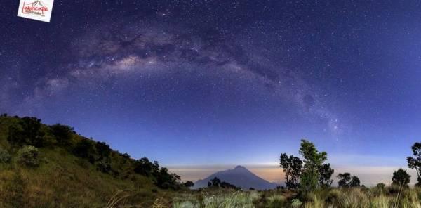 Meracuni Milky Way di Solo