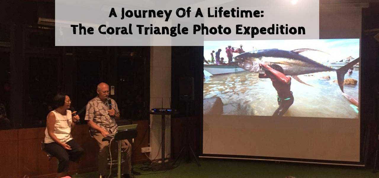 coral triangle photo expedition