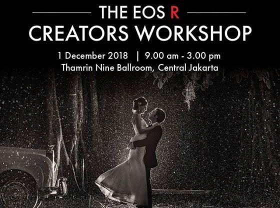 roberto valenzuela 1 - EOS R Creators Workshop
