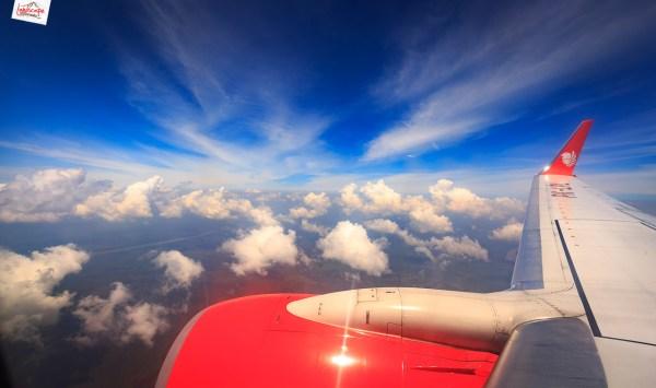 IMG 2621 - Beradaptasi dengan Tiket Pesawat yang Menggila