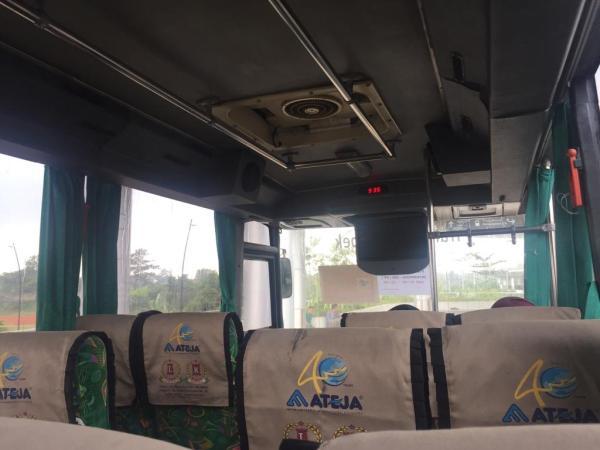 shuttle bus BBW - Berburu Buku di Sarang Serigala