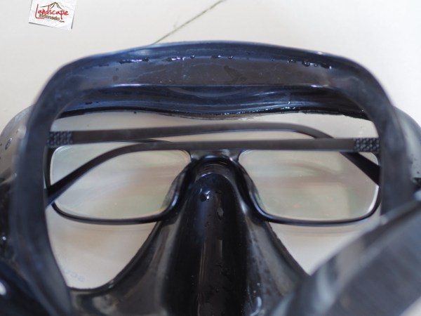 masker minus 05 - Masker Diving Minus di  Wakatobi