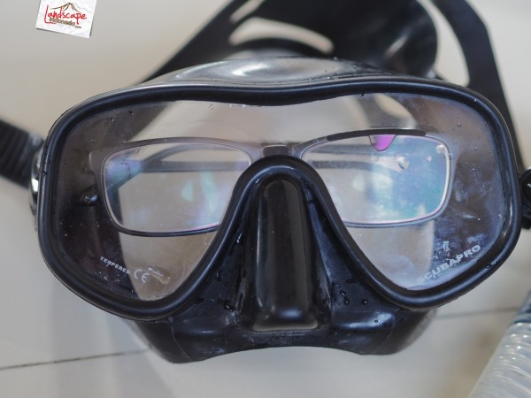 masker minus 06 - Masker Diving Minus di  Wakatobi