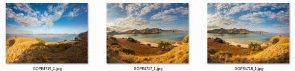 Screenshot 318 - Gopro Hero 7 black untuk memotret panorama