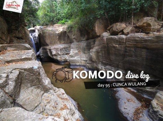 komodo 95a - Komodo day 95 : Cunca Wulang