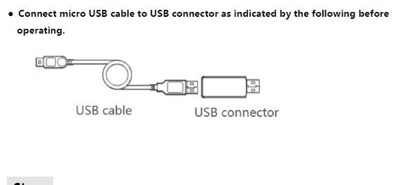usb connector feiyu, update firmware gimbal feiyu g6 plus