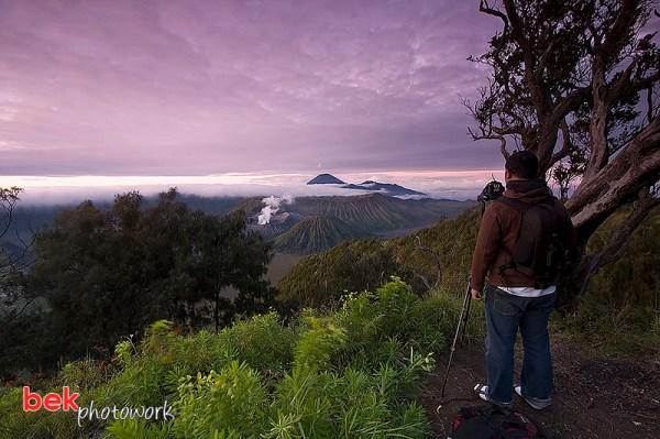 bromo, dengan kamera berkeliling Indonesia