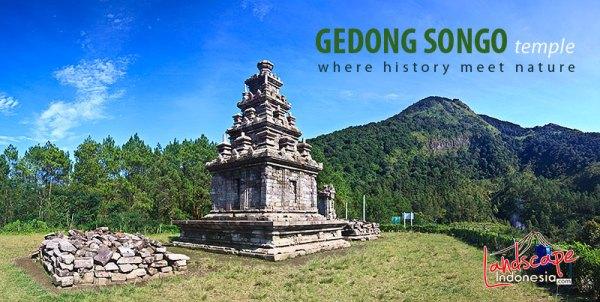 gedong songo, dengan kamera berkeliling Indonesia