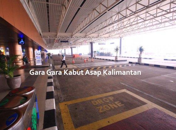 kabutasap - Gara Gara Kabut Asap Kalimantan
