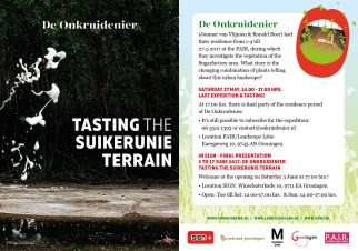 The Onkruidenier project in the PAIR
