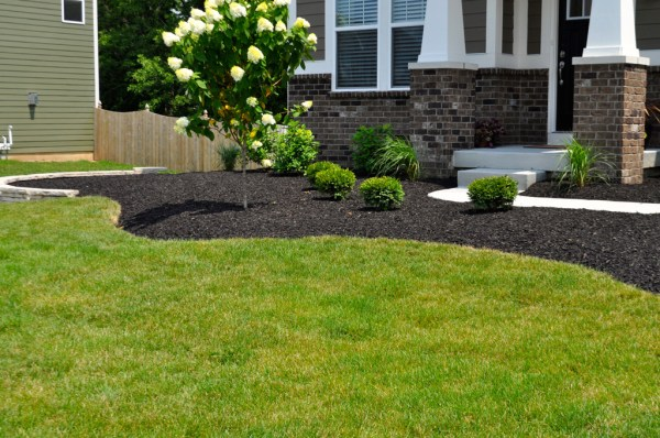 black colored mulch indianapolis