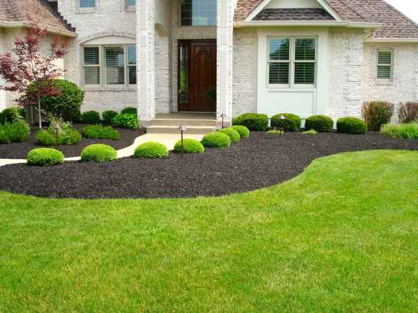 dyed black mulch bags indianapolis