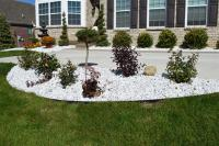 White Marble | Indianapolis Decorative Rock | McCarty Mulch
