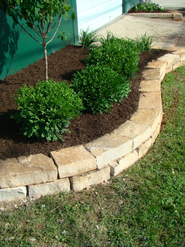 indiana brown wall stone - mccarty