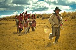 Llama race