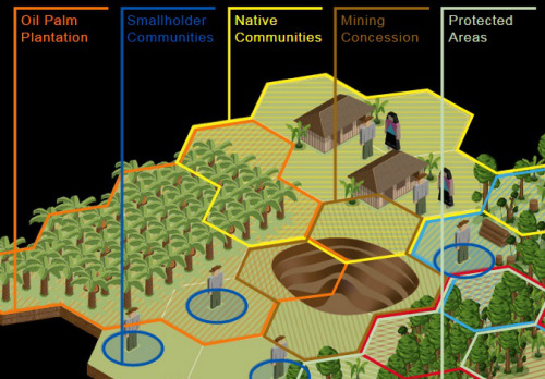 Who has power over land use in Peru? Click here for an interactive infographic that shows just how complex the situation is.