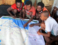 Mapping is an integral part of Indonesia's policy to transfer land to local communities. Mokhammad Edliadi/CIFOR