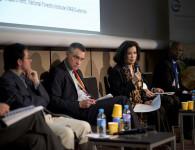 IUCN discussion forum at GLF 2015. Photo: Pilar Valbuena/CIFOR