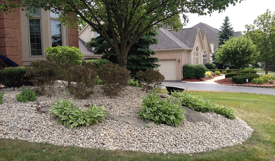 Decorative Landscape Pebbles