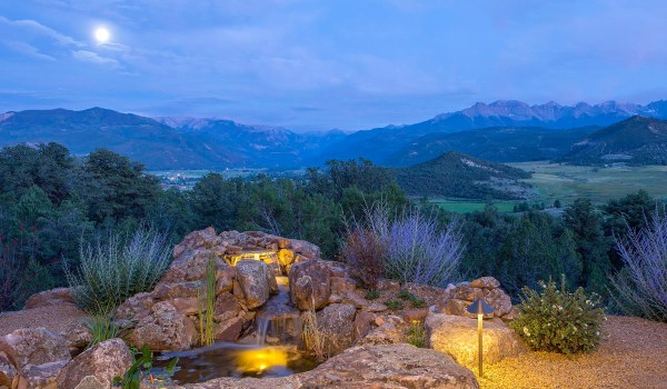 outdoor living kaibab landscaping