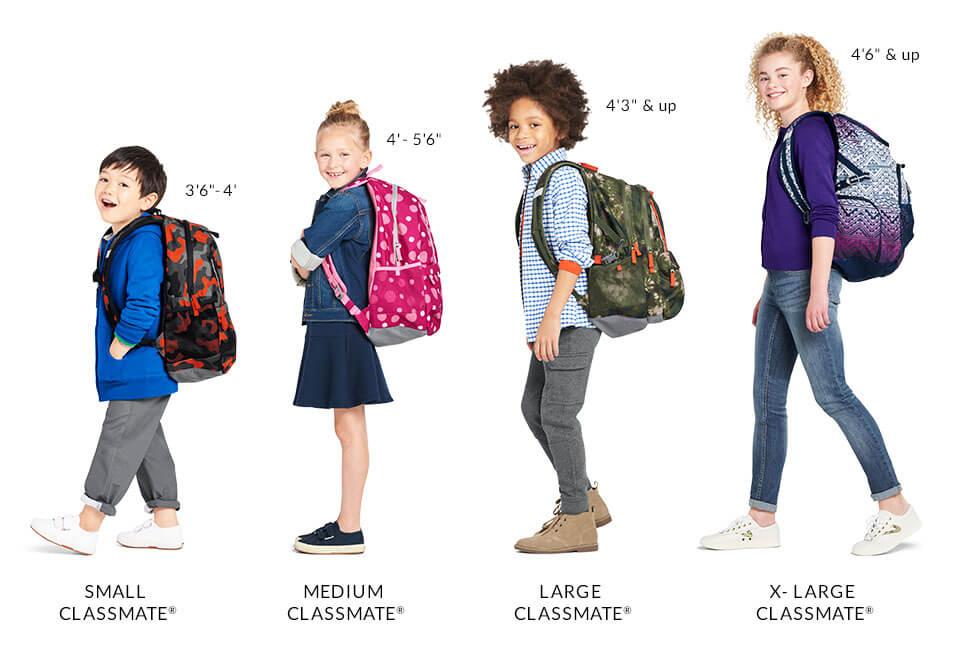 Classmate Backpacks