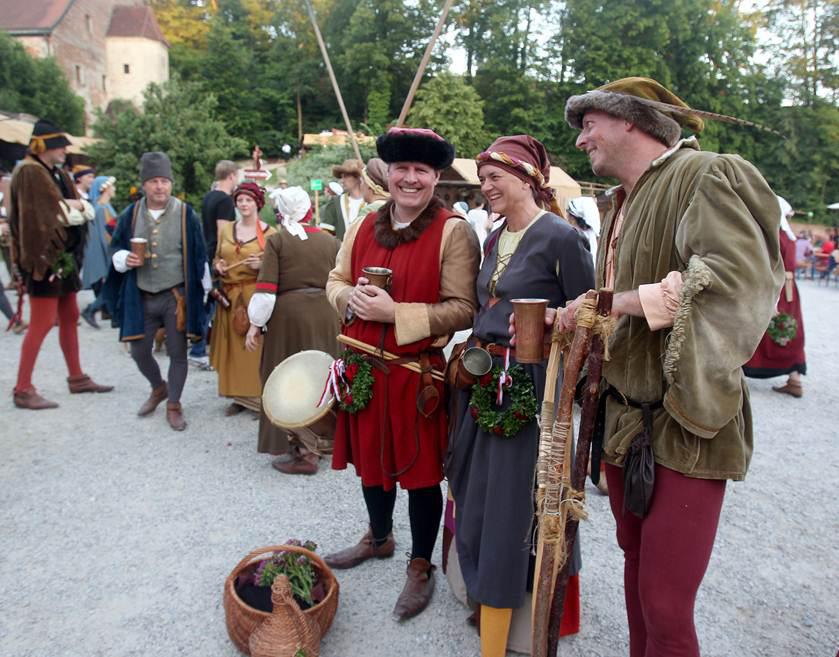 Burgfest 2015  LandshuterHochzeit
