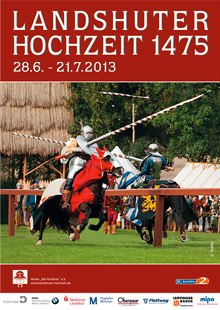 Landshuter Hochzeit 1475  LandshuterHochzeit en
