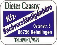 KFZ-Sachverständigenbüro Czasny, Reimlingen