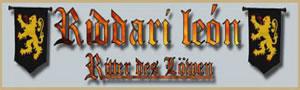 Riddari leon´ - Ritter des Löwen