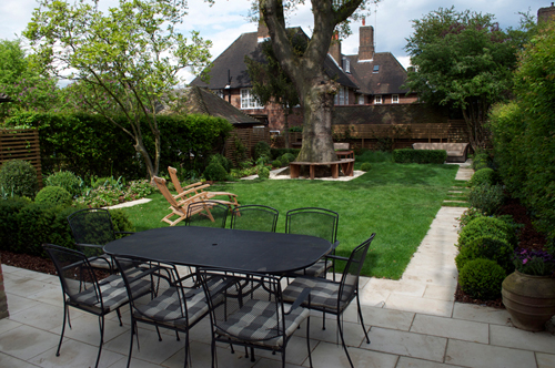 landscape gardening design