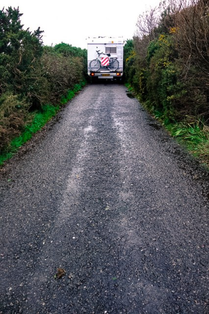 irish narrow roads