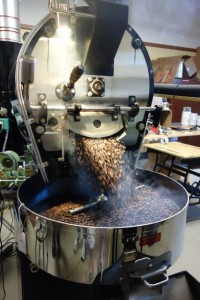 Lariat Coffee Roasters in Winthrop