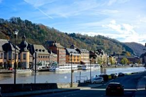 Along the River Meuse
