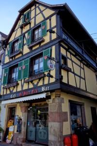 Obernai building