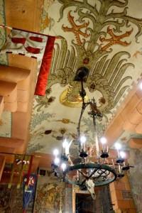 Royal dining hall