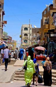 Streets of Aswan