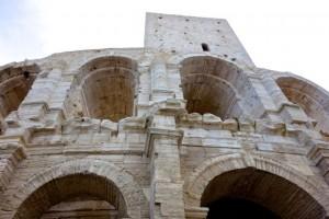 Complete Roman arena