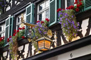 Old Bavarian restaurant