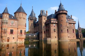 Fairy tale turrets