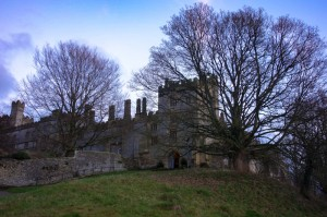 Haddon Hall - 12th Century castle ruins