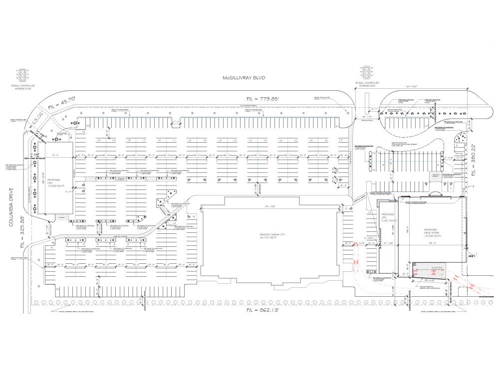 Landstar Development Corporation :: Developments — 2190